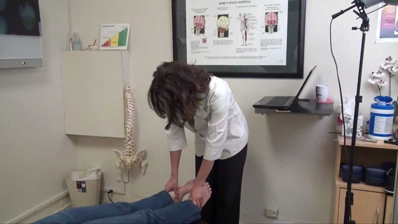 What is a NUCCA Chiropractic Adjustment? Chiropractic
