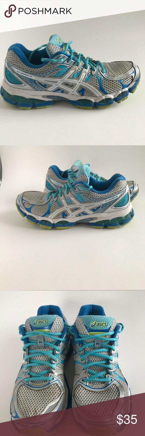 Chaussures de Nimbus course ASICS Gel course Nimbus 13938 16 pour femme taille   fad4b15 - propertiindonesia.site