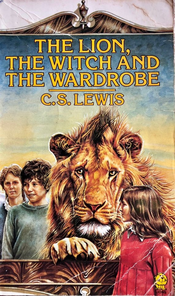 1988 The Lion The Witch And The Wardrobe Narnia Series By Cs