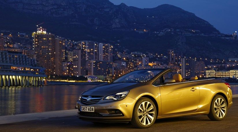 2013 Vauxhall Cascada Convertible ExecutiveCar