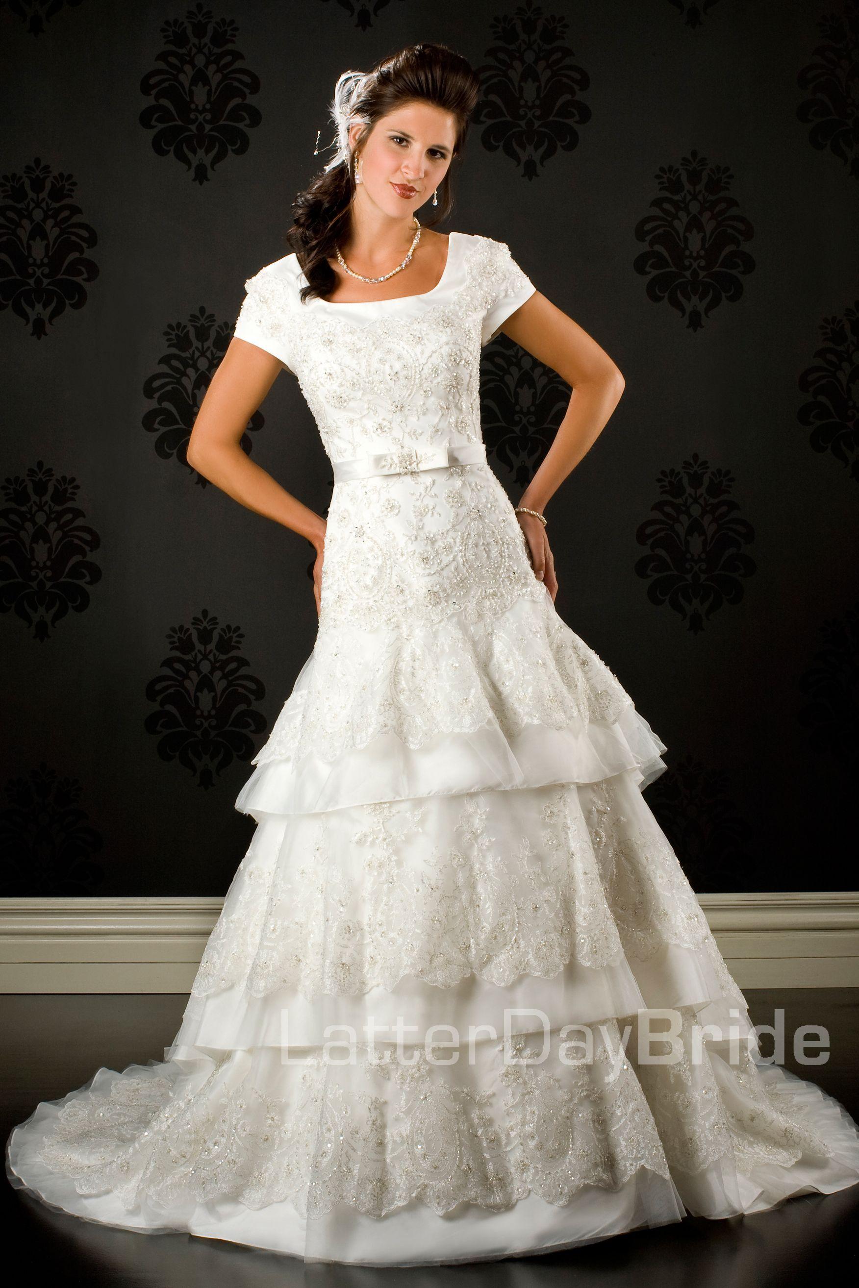 Lace (Wedding) Cajetan 1340.00 Modest wedding dresses