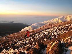 alioh:    Mt.Kilimanjaro sunrise
