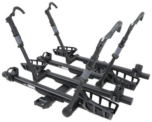 Thule T2 Pro Xtb 4 Bike Platform Rack 2 Hitches Tilting