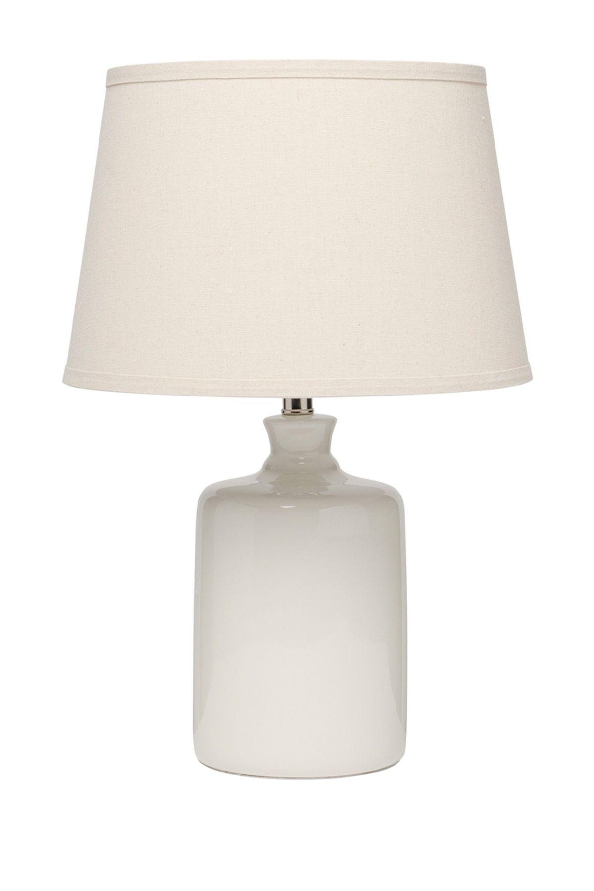 Shine Studio Cream Tapered Shade Milk Jug Table Lamp Nordstrom Rack In 2020 Table Lamp Lamp Milk Jug