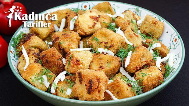 Galeta Unlu Patlıcan Kızartması Tarifi nasıl yapılır? Galeta Unlu Patlıcan Kızartması Tarifi'nin malzemeleri, resimli anlatımı ve yapılışı için tıklayın. Yazar: Sümeyra Temel