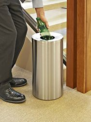 Lobby Receptacle - 11 Gallon H-3490