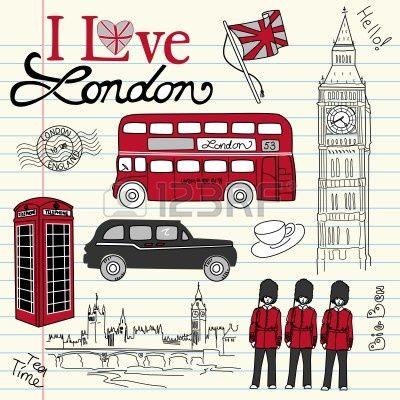 Londres Carnets De Voyage Bus Londres