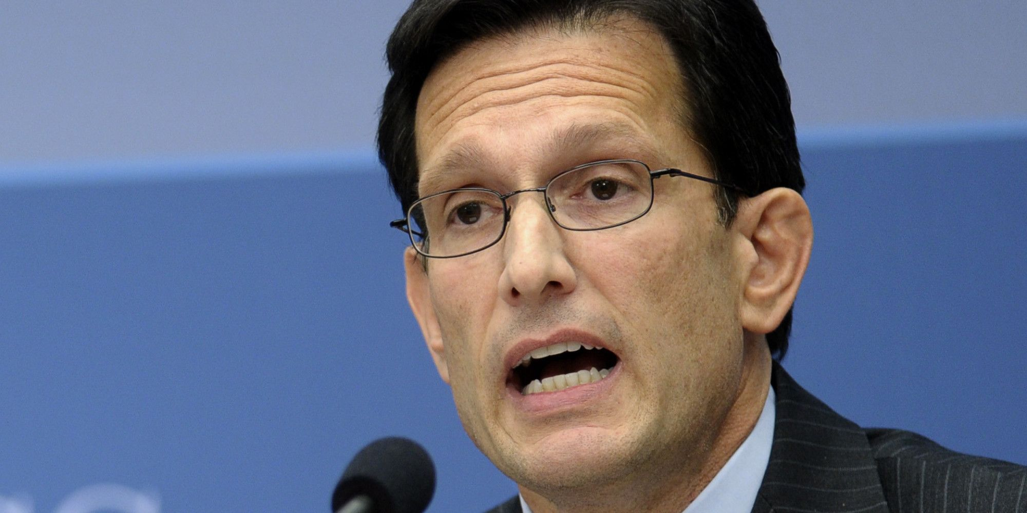 Eric Cantor's Excellent Davos Adventure No Money For