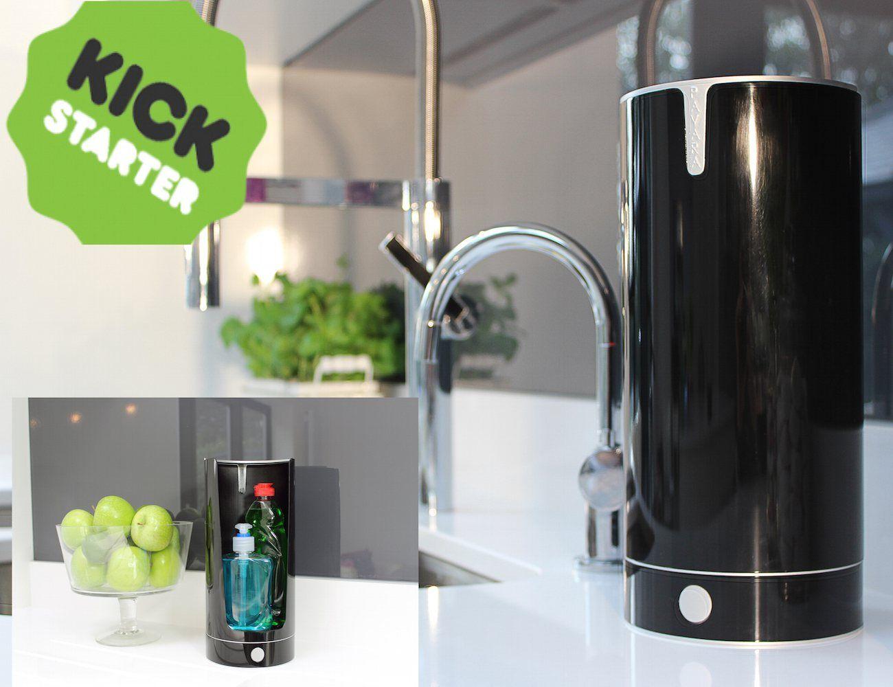 PAVARA Sink Tidy – Kitchen Gadget/Accessory | Minimalist kitchen ...
