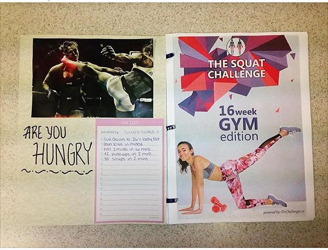 summerrayenne just bought our gym edition and also has inspired - what motivates you