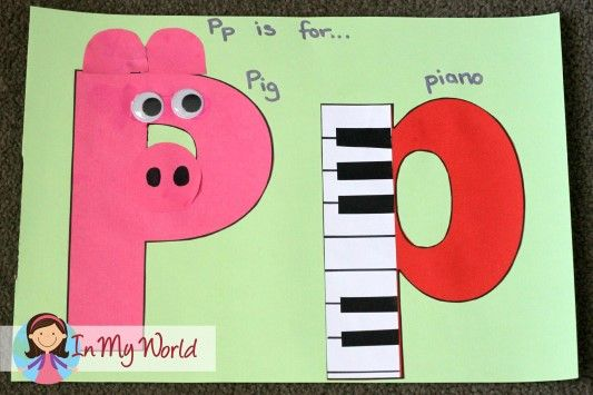 17 best images about letter p on pinterest preschool letters pirates and letter crafts