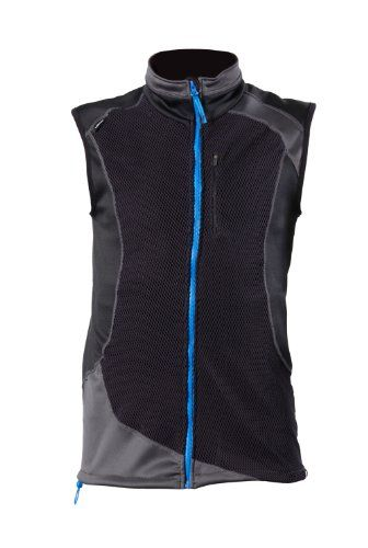Head Flexor Gilet de ski et snowboard Black/Grey/Blue petit | Your #1 Source for Sporting Goods & Outdoor Equipment