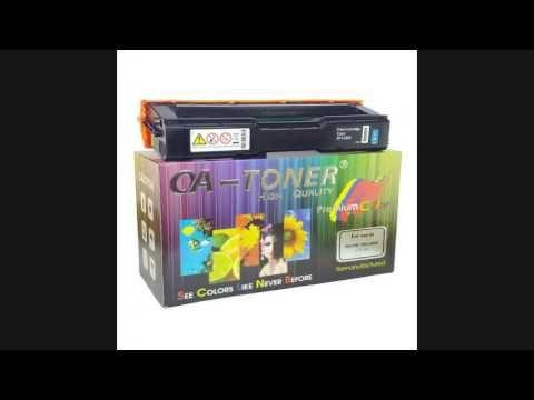 ลดราคา OA-TONER Ricoh SP C250DN/SP C250SF (สีน้ำเงิน)