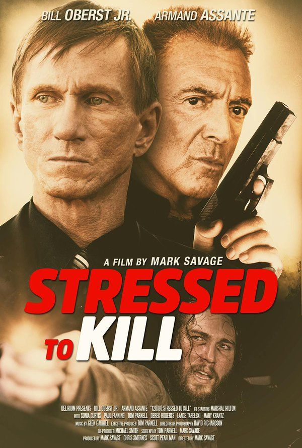 Stressed To Kill 2016 Hdrip 720p Free Download Movie Movies Box