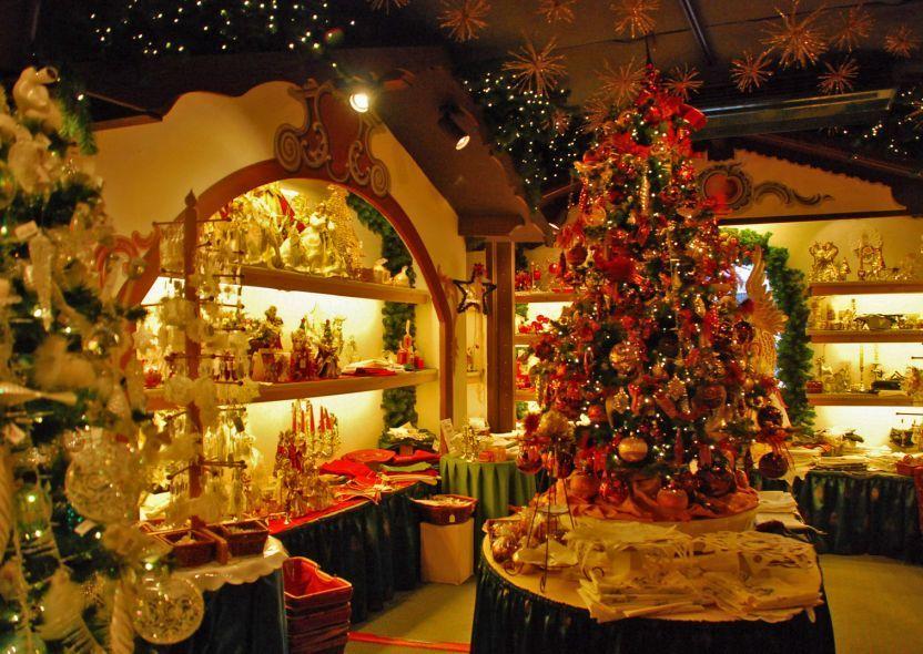 Weihnachtsmarkt Oberammergau.Family Events Ettal Oberammergau Christmas Market Deck The