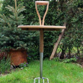 Portable garden table - need this! - great idea