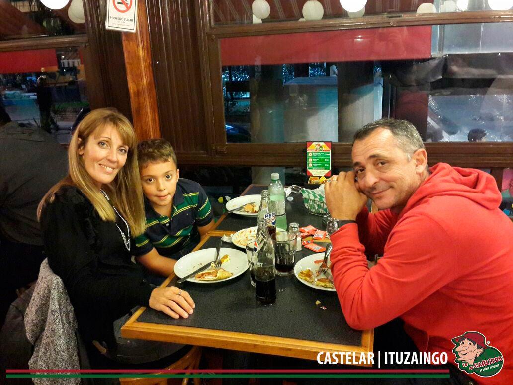 Sábado por la noche en Carlitos Castelar | Ituzaingo