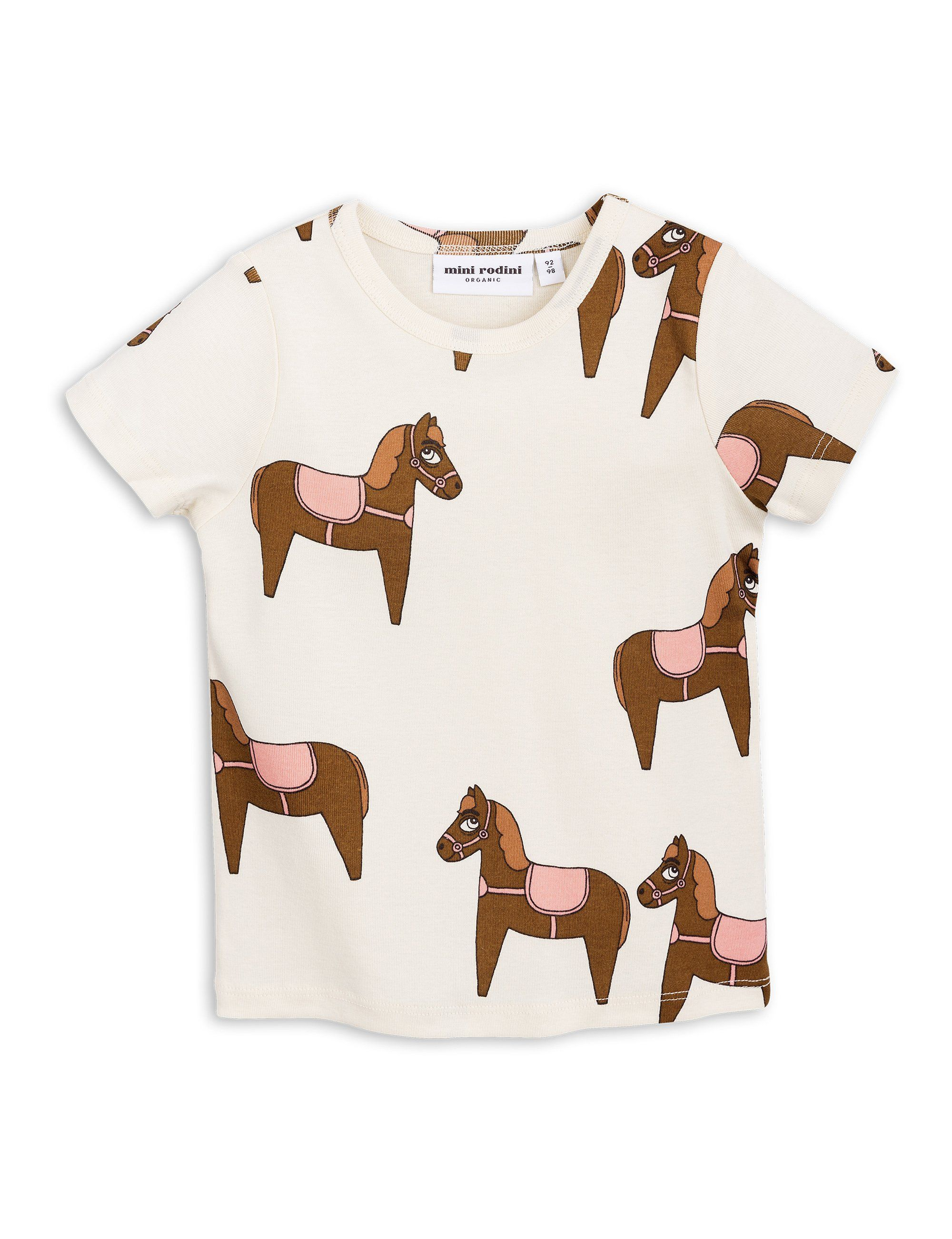 WHITE Horse ROSA KIDS T-SHIRT