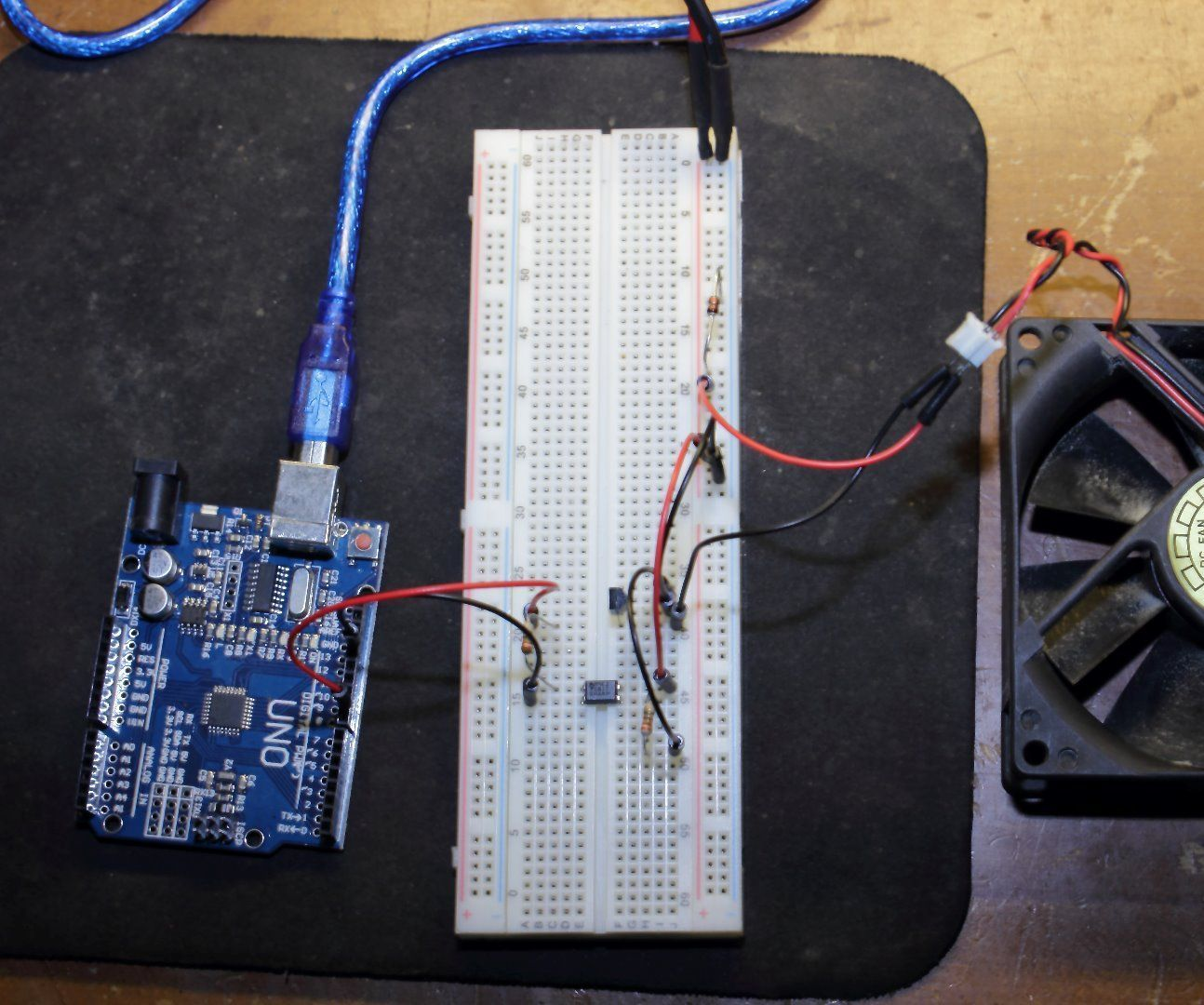 Isolating Circuits From Your Arduino With Optocouplers | Arduino ...