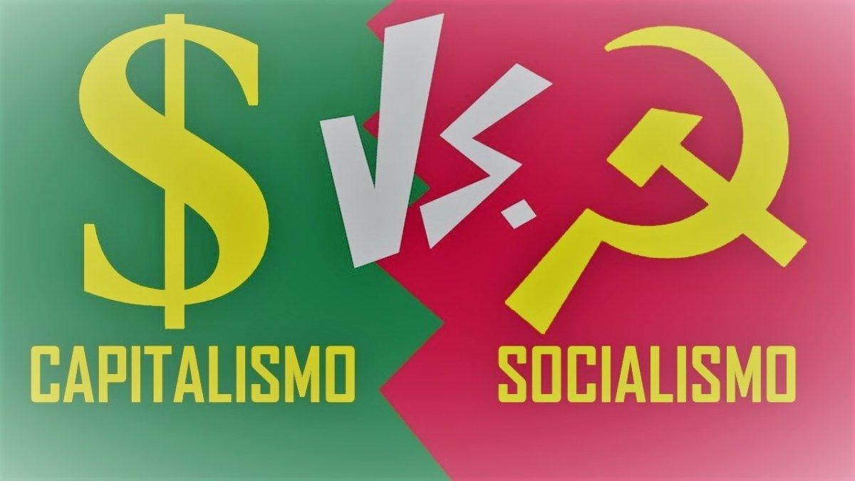 Cuál Es La Diferencia Entre Capitalismo Y Socialismo Capitalismo Socialismo Socialismo Comunismo