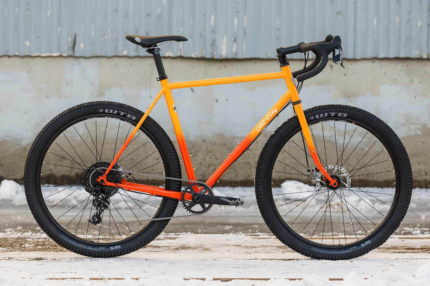 Announcing The All City Gorilla Monsoon Best Road Bike Cycling
