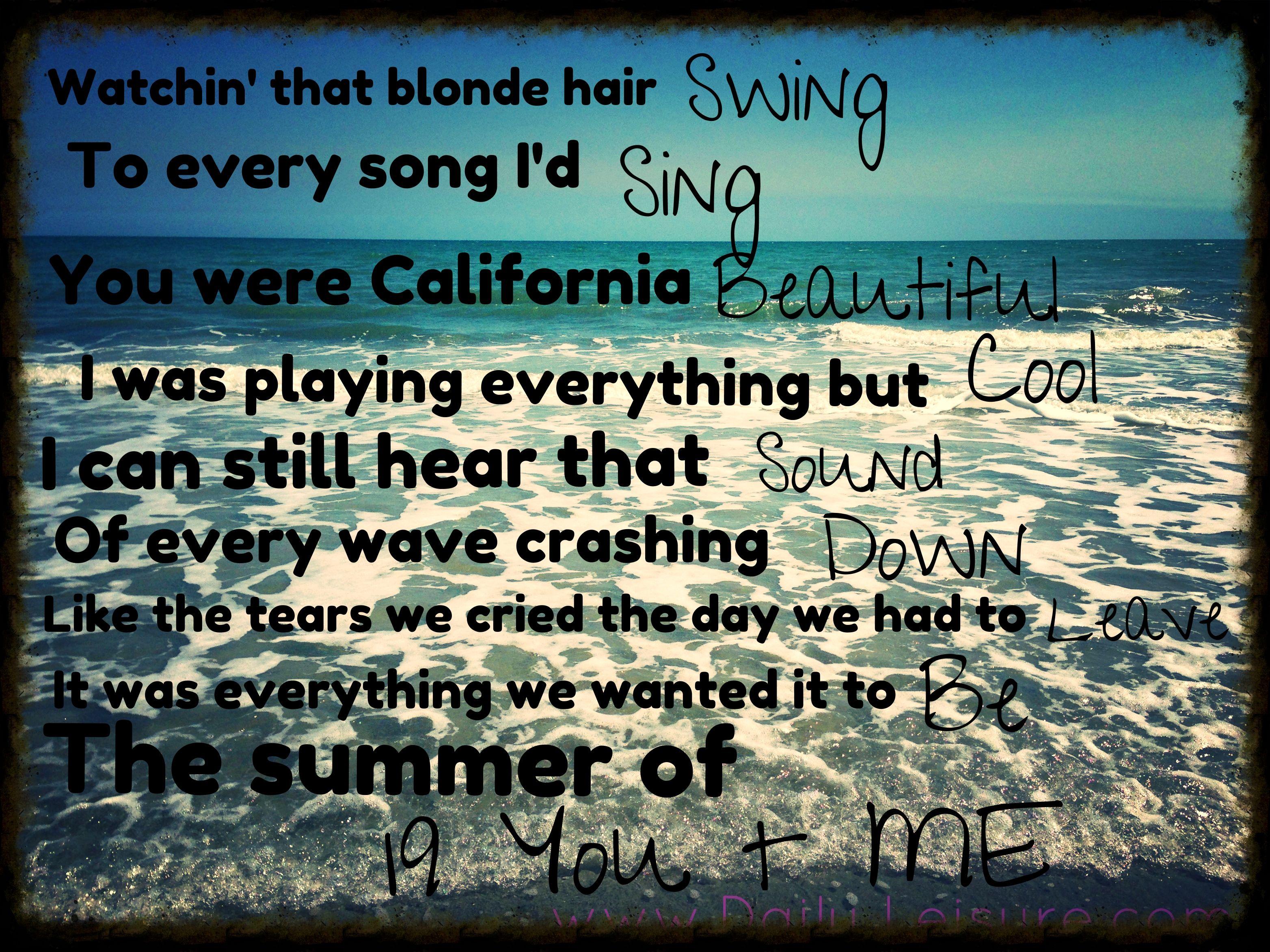 Dan + Shay-19 You + Me. my new favorite summer song<3 ...