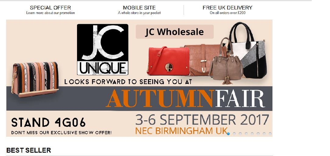 Welcome To Jc Whole We Provide Best Handbags In Manchester United Kingdom