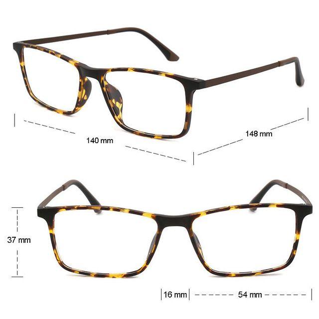 8532e758b5ad Super Light Ultem Flexible Eyeglasses Frame for Men and Women Glasses  Optical Prescription Eyewear Spectacles Frame