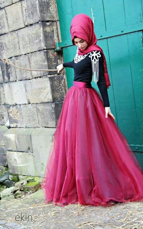 Hijabista | Hashtag Hijab# Muslimah fashion inspiration --> The ...