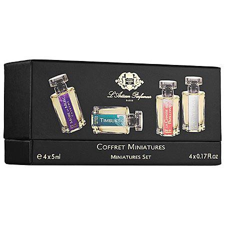 Set Perfume Miniature L'artisan And ParfumeurSephora Makeup TFu13JclK