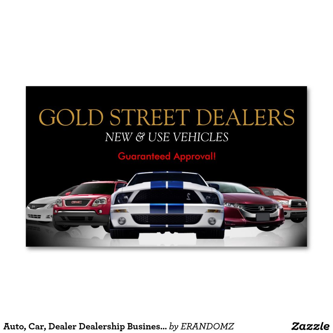 Auto car dealer dealership business card cars autos and business auto car dealer dealership business card magicingreecefo Image collections
