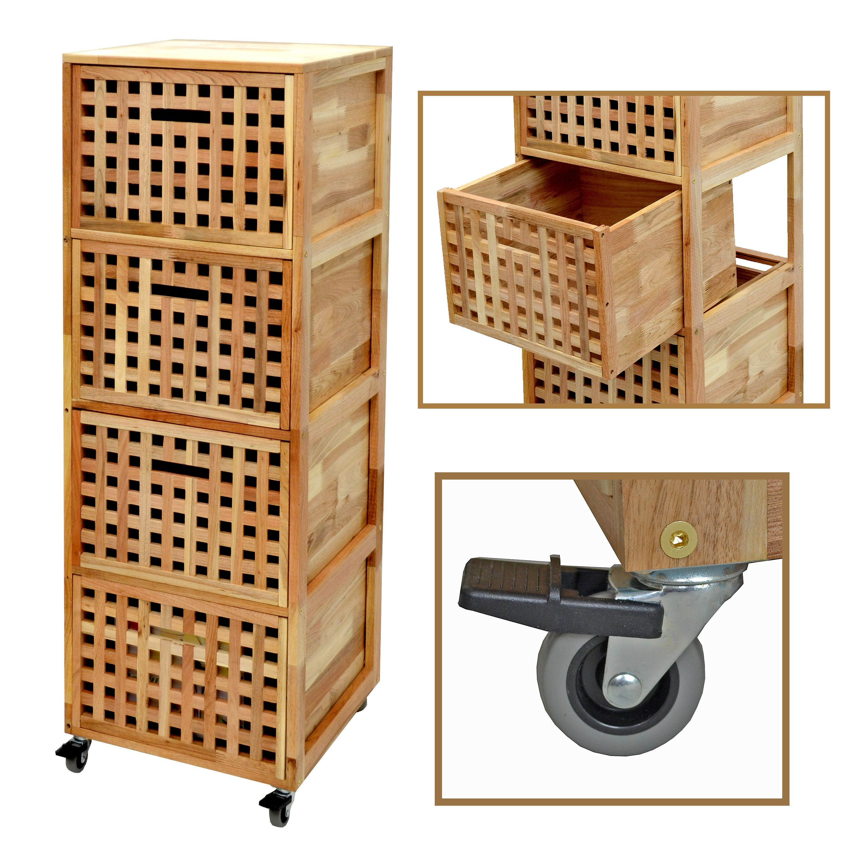 Details Zu Kommode Waschebox Flur Kinderzimmer Bad Schrank Regal Waschekorb Walnuss Holz Schrank Regale Waschebox Badschrank
