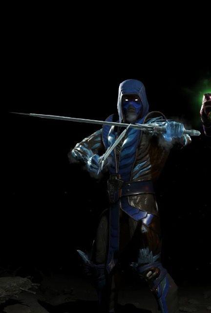 Subzero Injustice 2 Mortal Kombat Characters Sub Zero Mortal Kombat Mortal Kombat