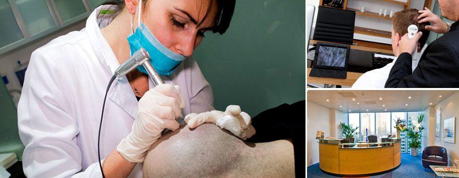Manchester trichology clinic