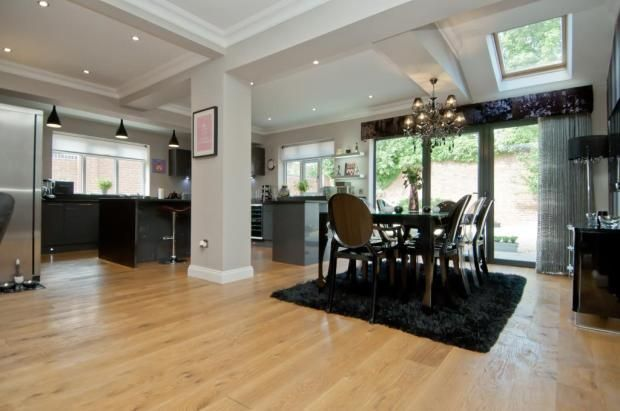 3 bed semi extension ideas - Google Search | Kitchen | Pinterest ...