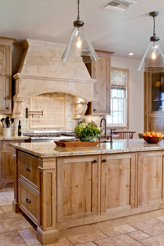 Charmean Neithart Interiors - traditional - kitchen - los angeles
