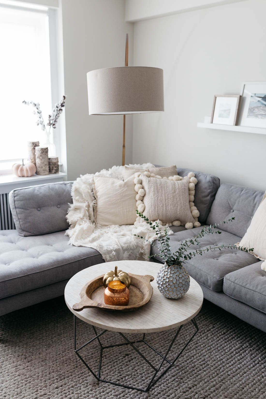 Nordstrom X Anthropologie Home - Styled Snapshots -   17 room decor Cute couch ideas