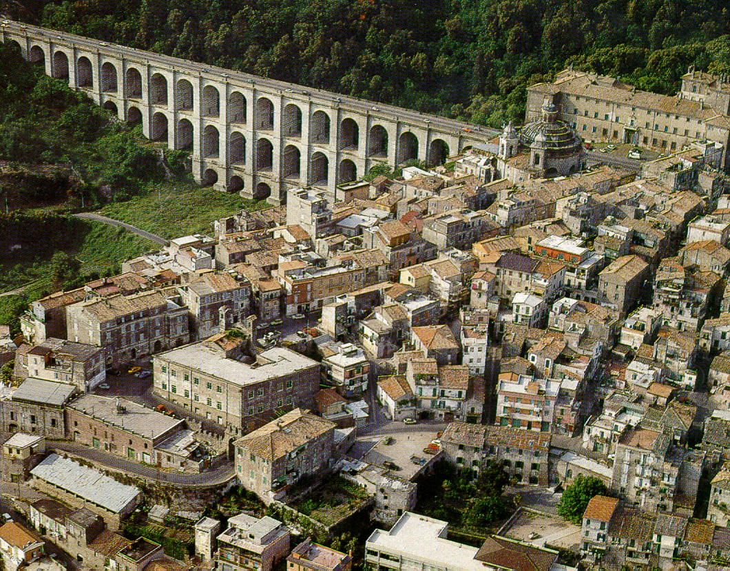The beautiful village of Ariccia is located 20 miles ...