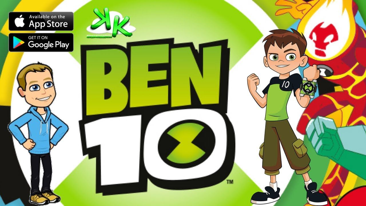 Ben 10 Heroes For Iphone And Android Reviewing The Fun Cartoon Network Cool Cartoons Cartoon Network Hero Time