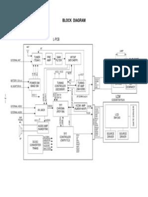 CASIO TFT TV EV-637 pdf | Amplifier in 2019 | Book sites, Text file