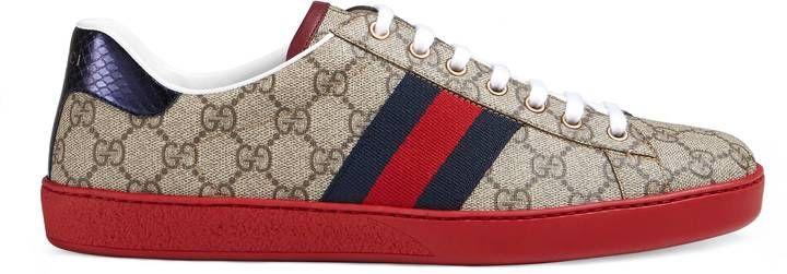 b19cd2a6fb4d1 Ace GG Supreme sneaker