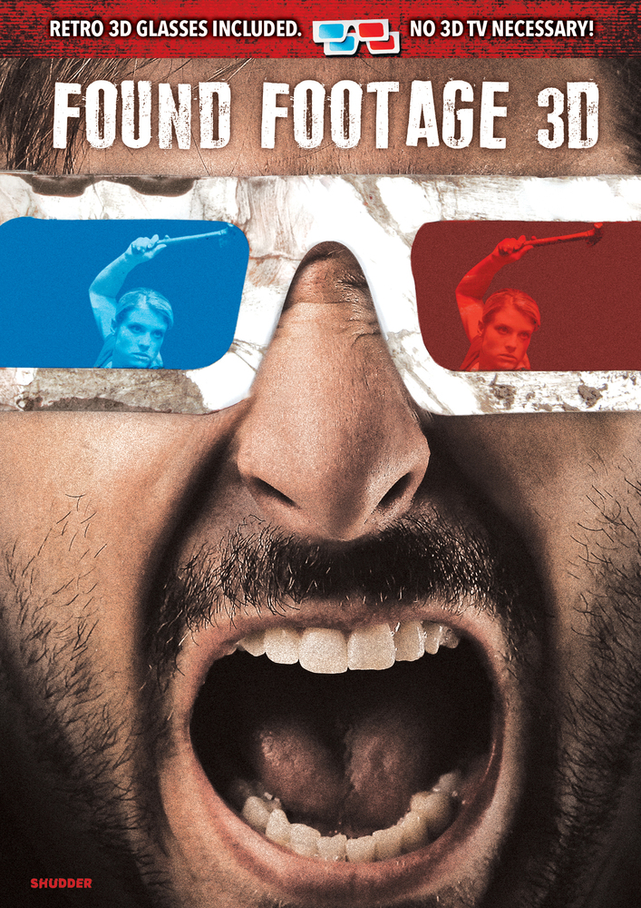 Found Footage 3d Dvd 2016 With Images Film Review