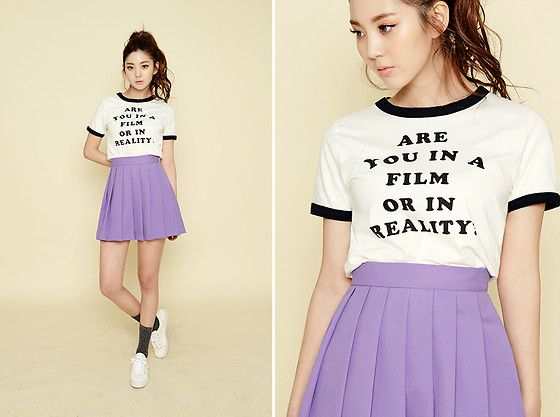 More looks by Chuu chaeeun: http://lb.nu/chaeeun