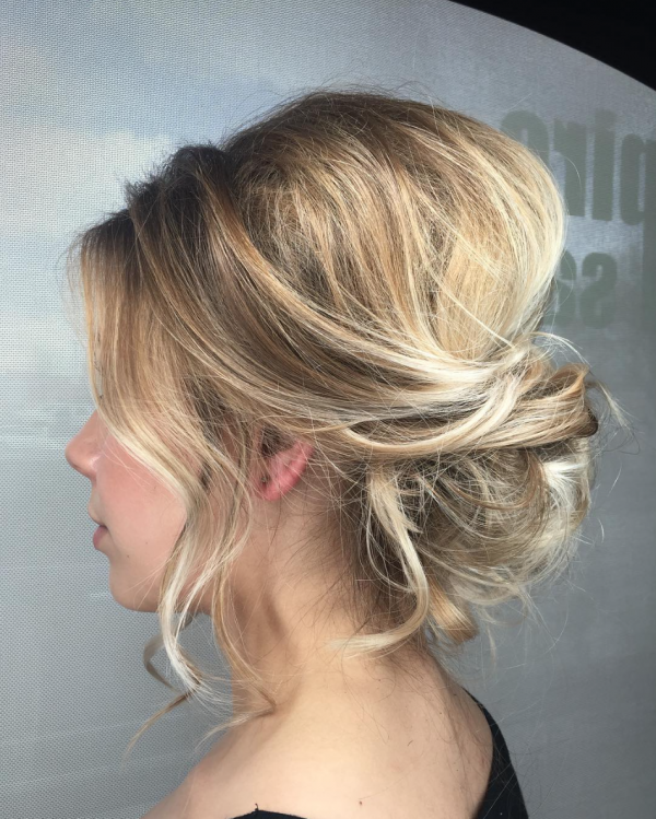 shoulder length wedding hairstyles more