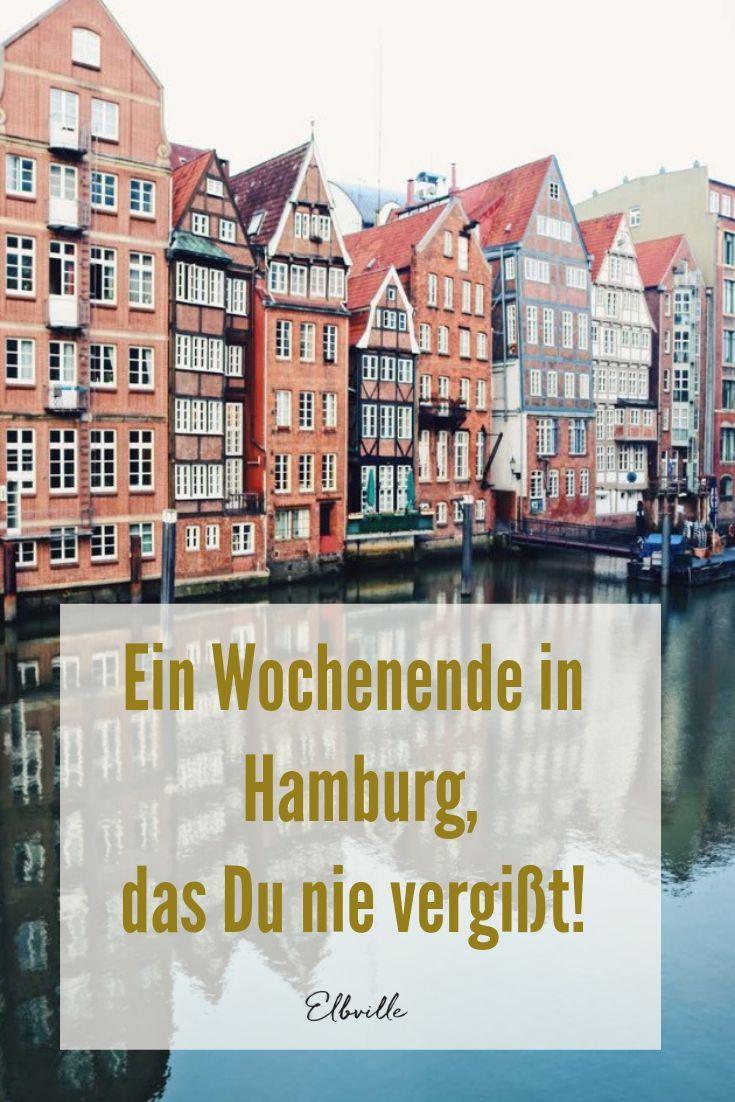 Ein Wochenende in Hamburg, das du nie vergisst