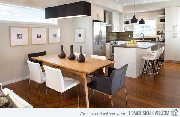 Küche Essbereich   Wohnung einrichten, Kleine wohnung ...