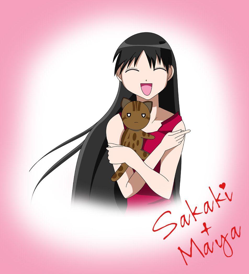 Sakaki and Maya by The-8th-Sin