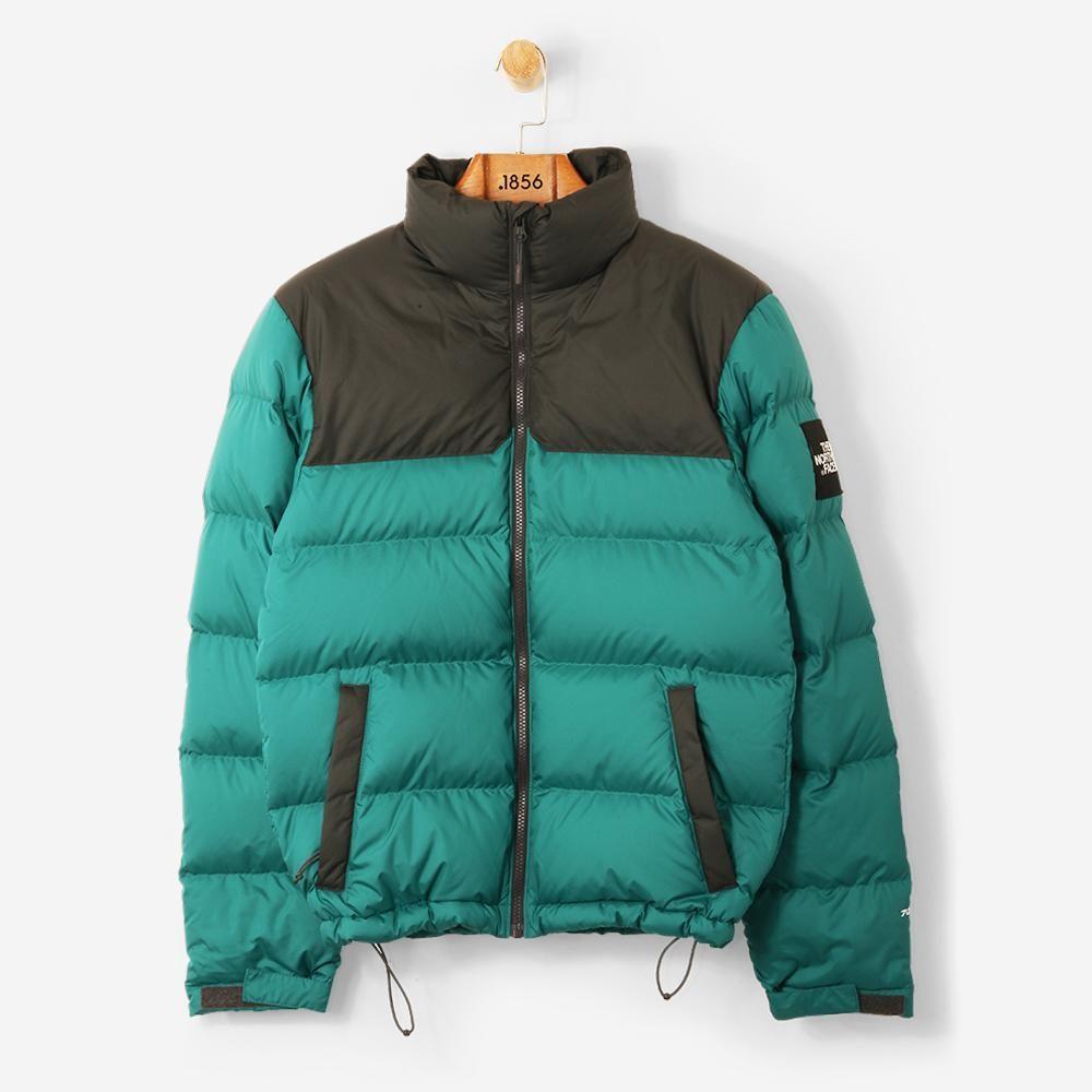 6ce70d80b The North Face Black Label 1992 Nuptse Jacket Everglade/ Asphalt ...