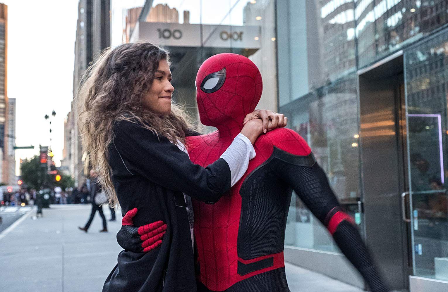 Free Watch Spider Man Far From Home Full Online 2019 Movie Nick Fury Jake Gyllenhaal Orumcek Adam