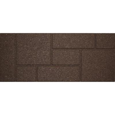 Envirotile Cobblestone 10 In. X 24 In. Earth Stair Tread (4 Pack)